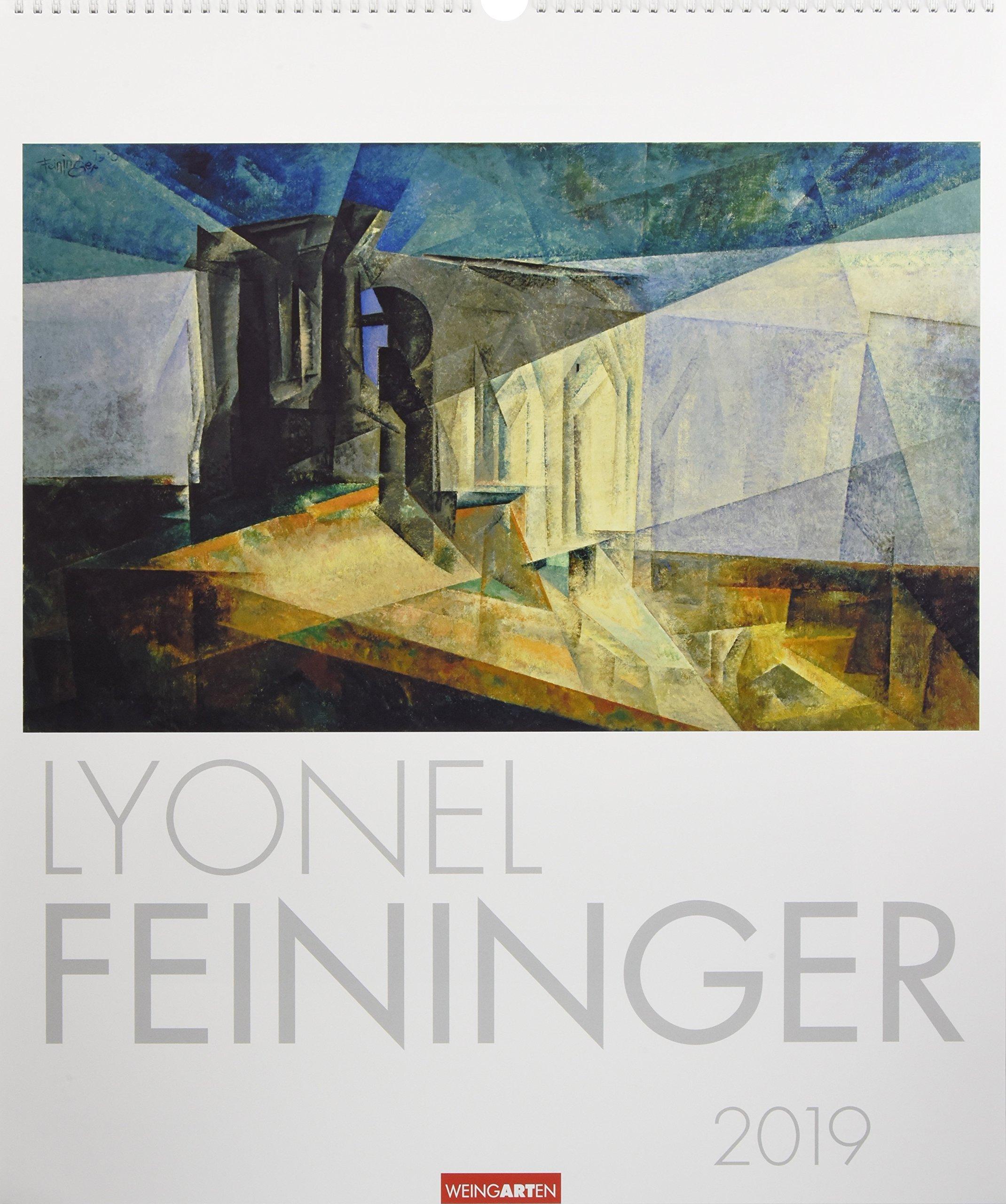 Lyonel Feininger - Kalender 2019