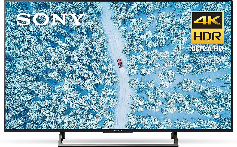 Sony XBR43X800E 4K Ultra HD Smart LED TV (modelo 2017), funciona con Alexa: Amazon.es: Electrónica