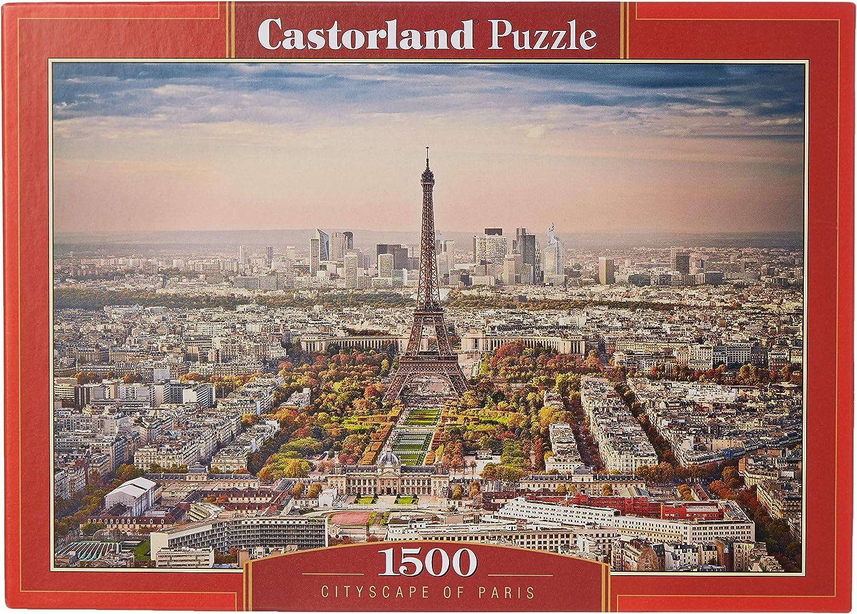 Castorland CSC151837 Jigsaw Puzzle, Various