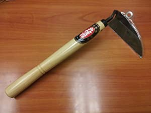 "Honeyman Farms Nejiri Gama 13"" Left-Handed Hoe"