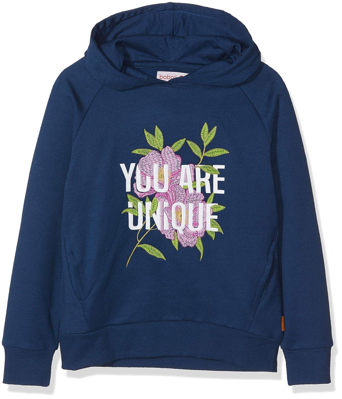 boboli Fleece Hooded Sweatshirt for Girl Bóboli 436193