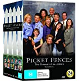 Picket Fences - The Complete Collection - Seasons 1-4 (DVD - USA FORMAT)