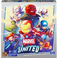 Marvel United, Super Hero Cooperative Strategy Card Game, for Adults, Families and Kids Ages 8 and up