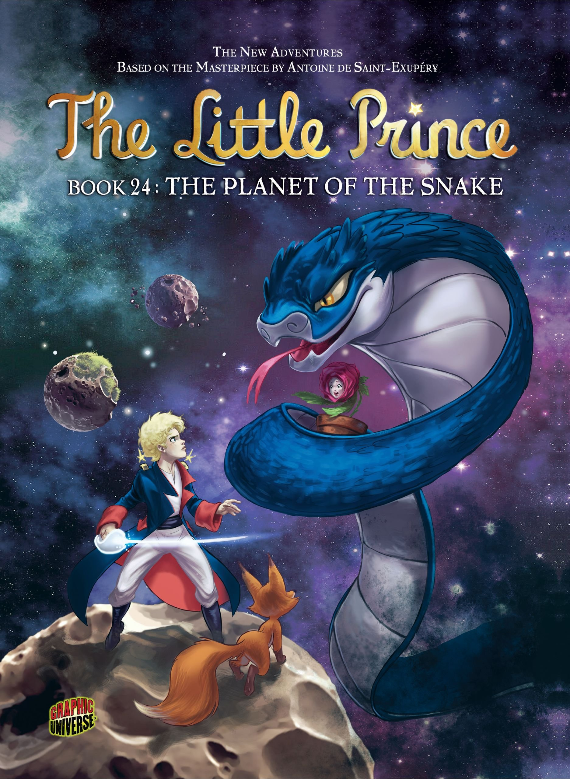 Download The Planet of the Snake (The Little Prince) pdf