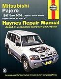 Mitsubishi Shogun / Pajero 1997 - 2009 Manual