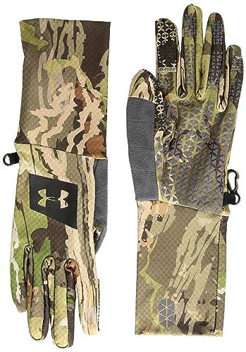 3109f35d7a0c3 Amazon.com: Under Armour Men's Hunt Liner Gloves: Clothing