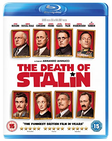 The Death of Stalin 2017 1080p BluRay x264 DTS 5 1 - Hon3y