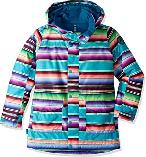 08047c44c739 Amazon.com   686 Girl s Wendy Insulated Jacket   Clothing