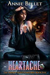 Heartache (The Twenty-Sided Sorceress Book 5) Kindle Edition