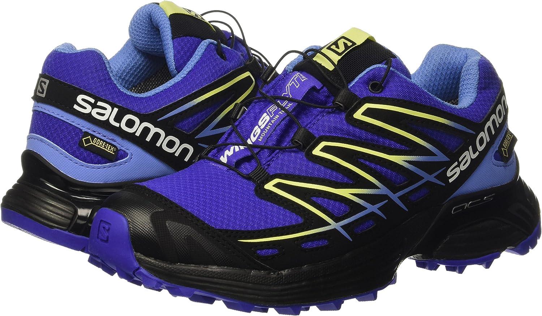 Salomon Wings Flyte Gore-TEX - Zapatillas de trail running para mujer - SS16: Amazon.es: Zapatos y complementos