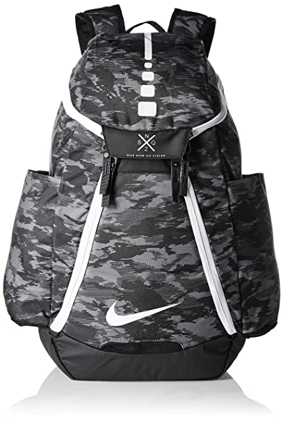 3b52d248a994 Nike 12 Ltrs Anthracite Black White School Backpack (BA5260-060 ...