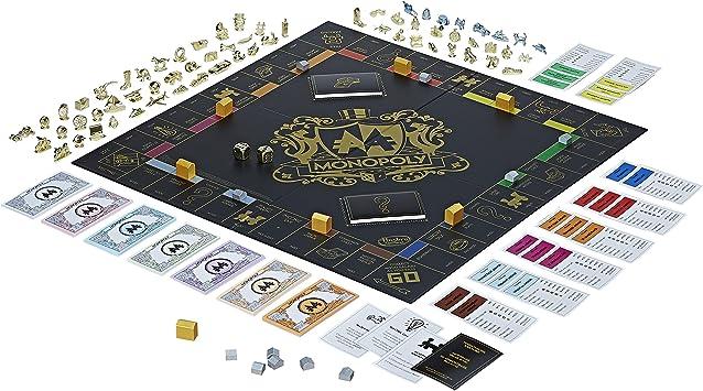 Monopoly C07291020 - Juego de fichas: Amazon.es: Juguetes y juegos