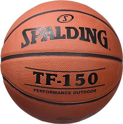 Spalding TF150 - Ballon de baloncesto , color naranja, talla 6 ...