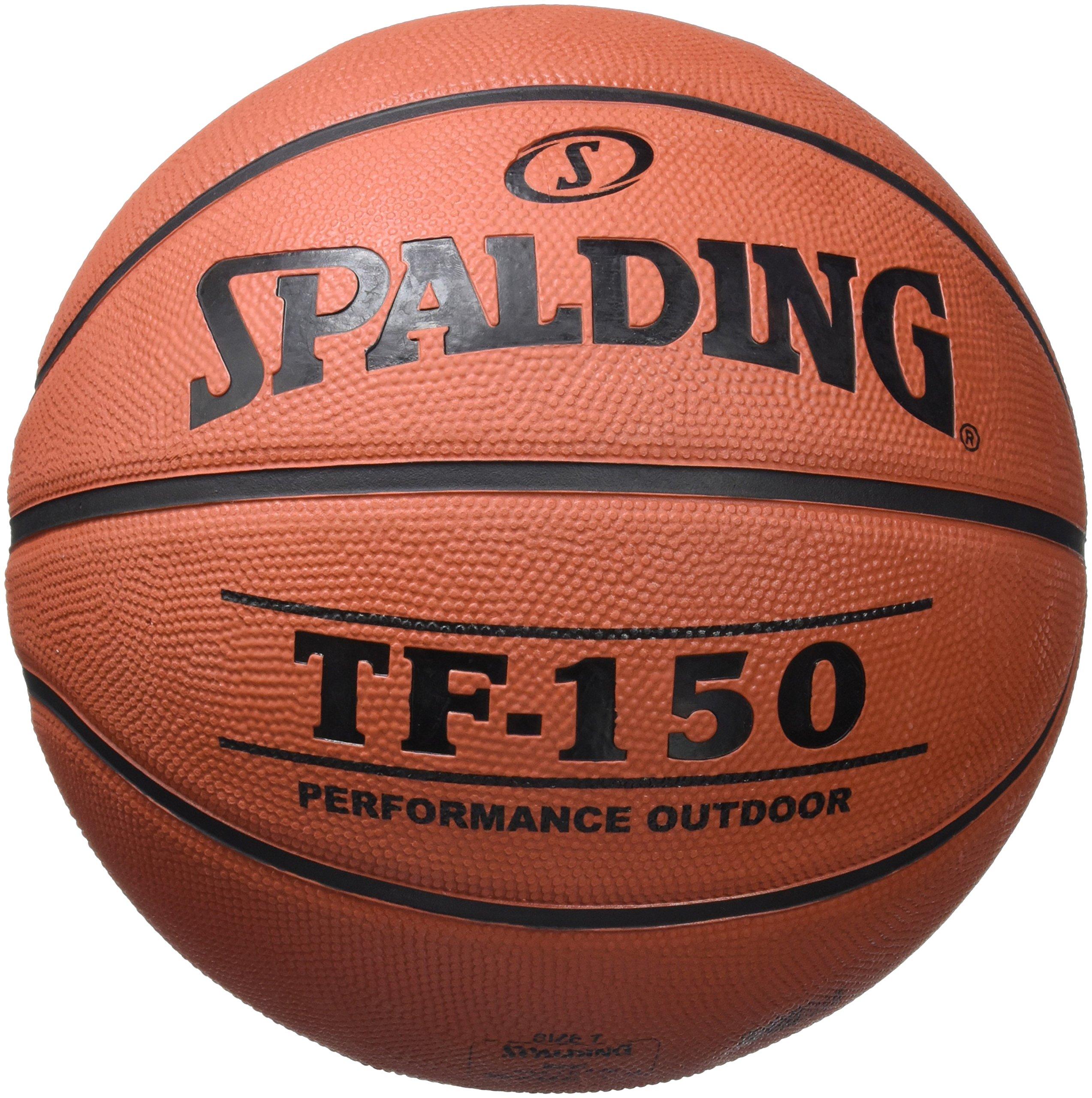 Spalding TF150 - Ballon de baloncesto , color naranja, talla ...