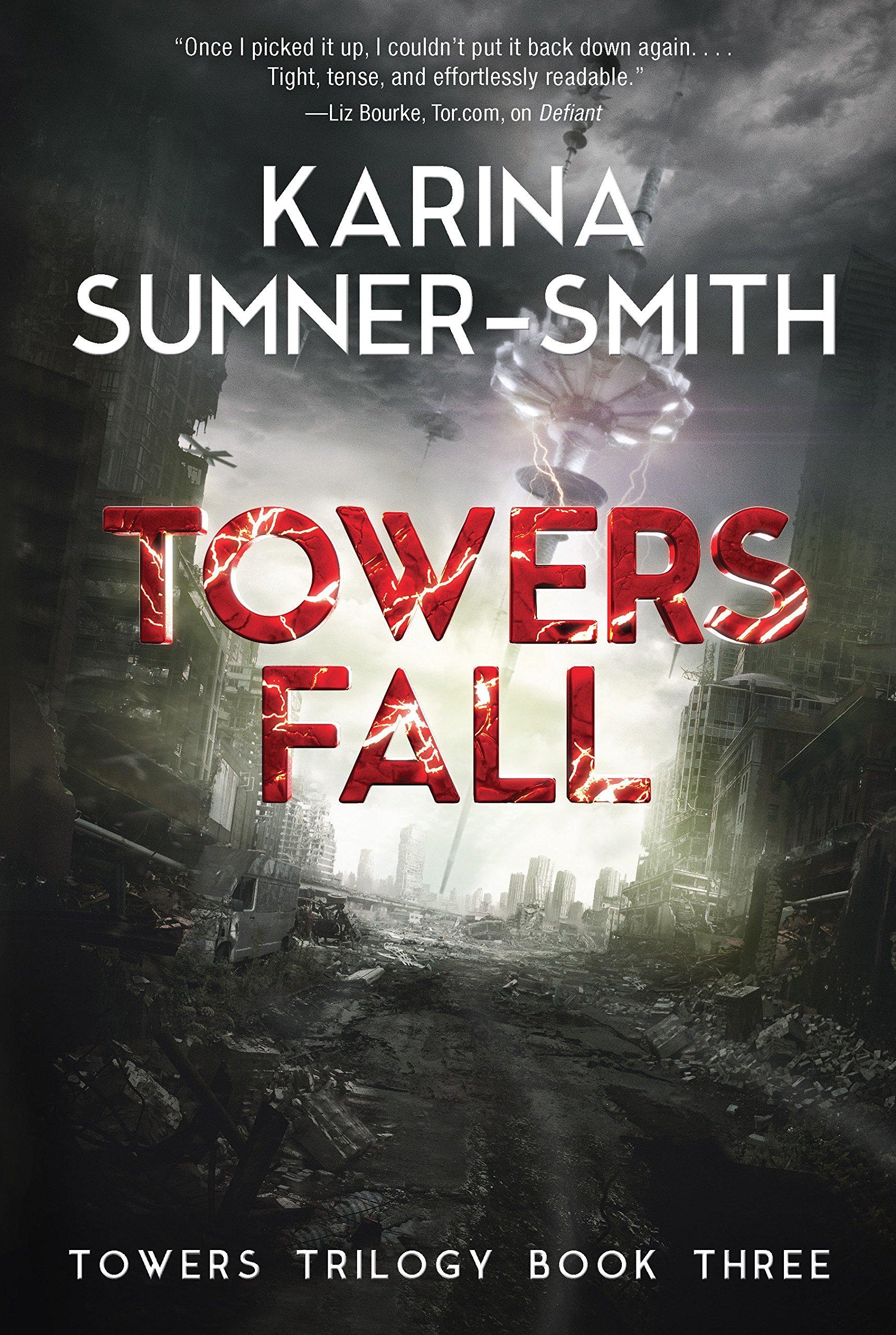 Download Towers Fall: Towers Trilogy Book Three pdf epub