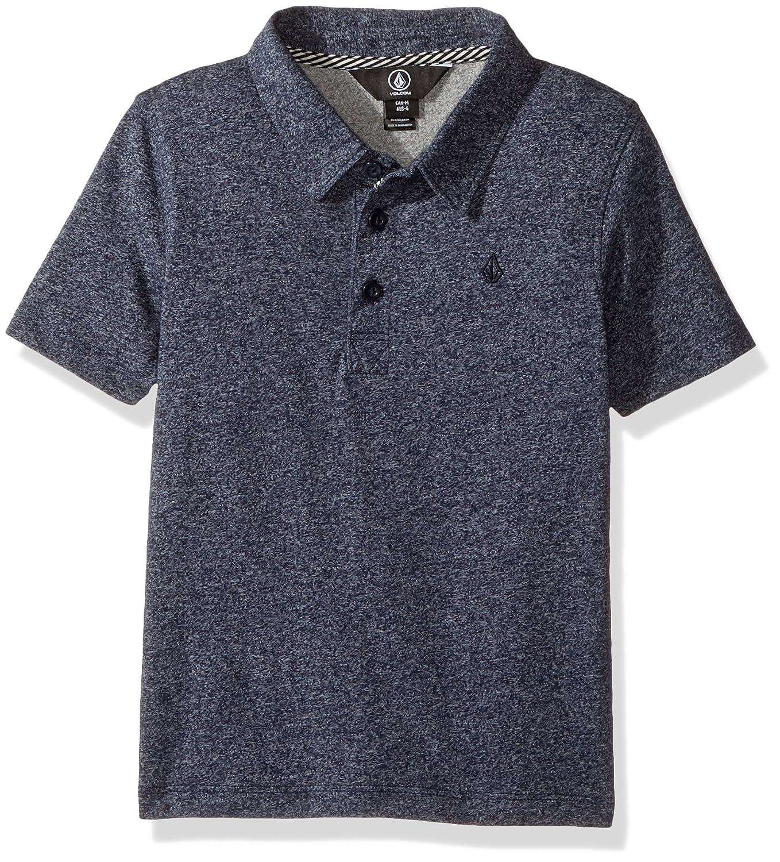 Volcom Varones Y0111700 Camisa Polo - Azul - 3 años: Amazon.es ...