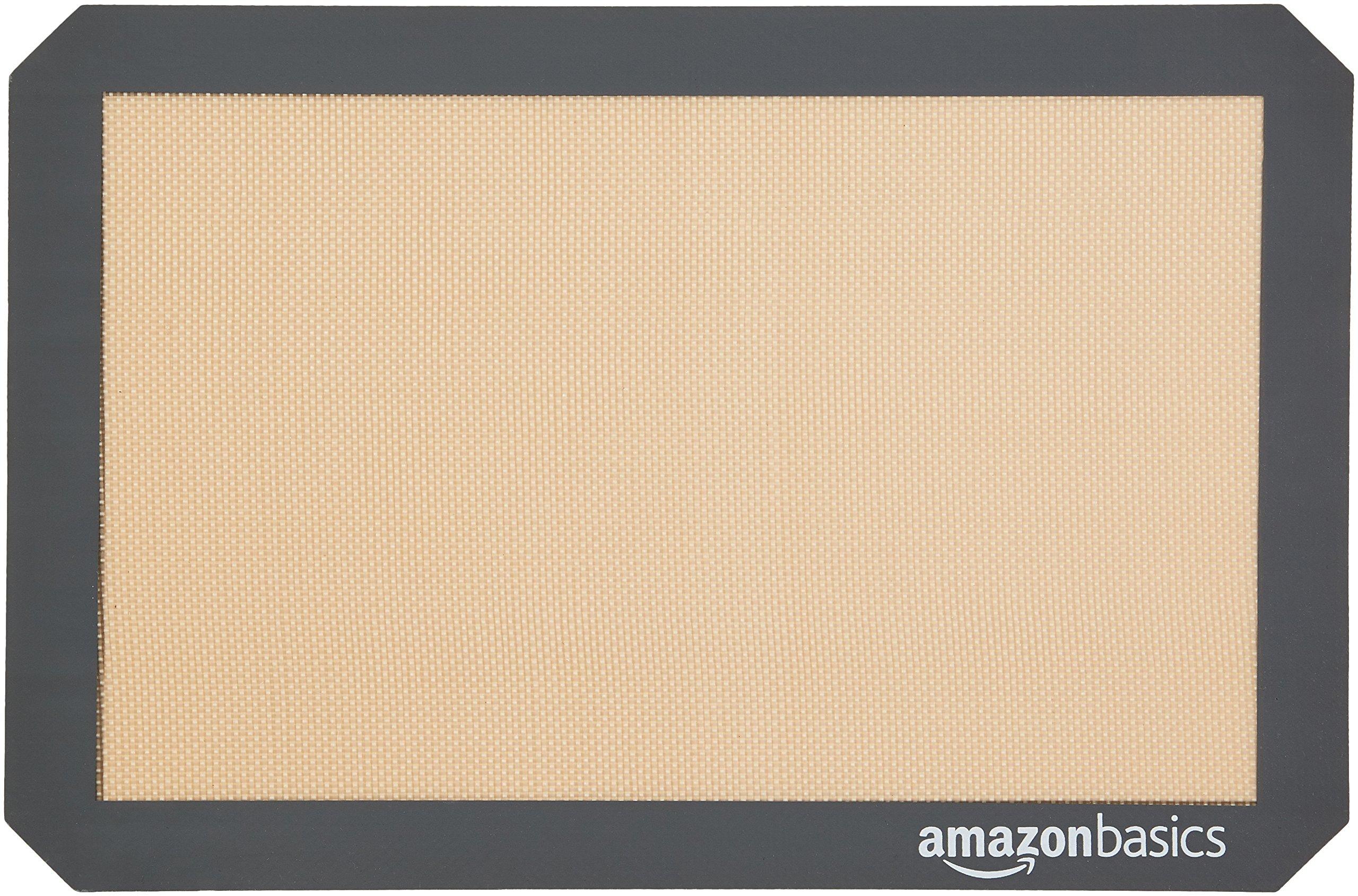 AmazonBasics Silicone Baking Mat - 3-Piece Set by AmazonBasics (Image #5)