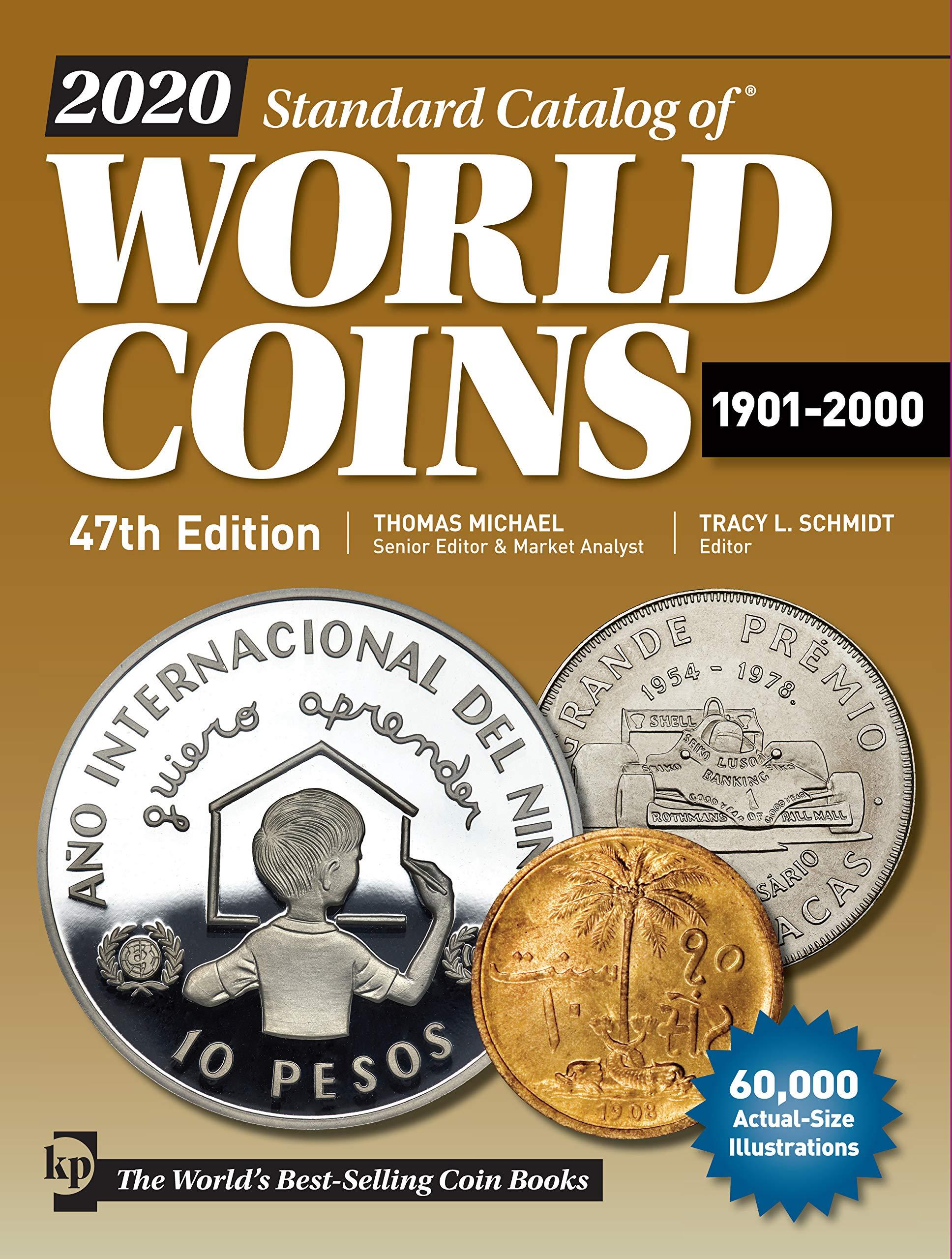 2020 Standard Catalog Of World Coins 1901 2000
