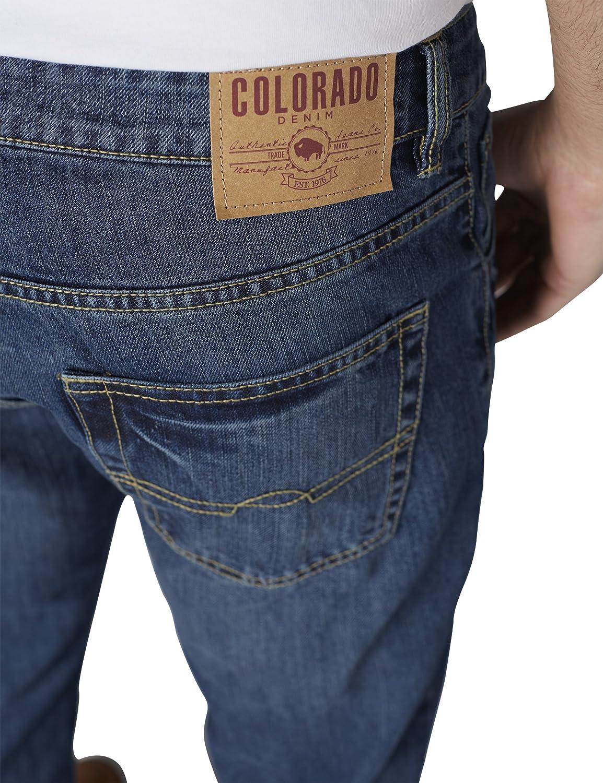 Farbeado Denim Herren Herren Herren Jeanshose Stiefelcut Jeans - GOTS Zertifiziert B00KXHWVCA Jeanshosen Trendy 82271c