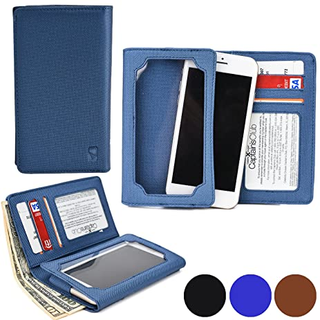 Cooper Cases(TM) Infinite Wallet Vodafone Smart 4 / Smart 4 Turbo / Smart