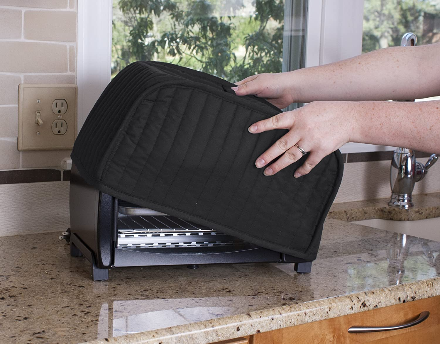Toaster Appliance Cover,