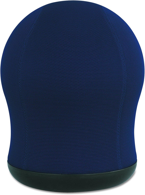 Safco Zenergy Swivel Ball Chair, Blue