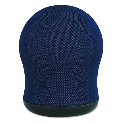 amazon com safco products 4760bu zenergy swivel ball chair blue
