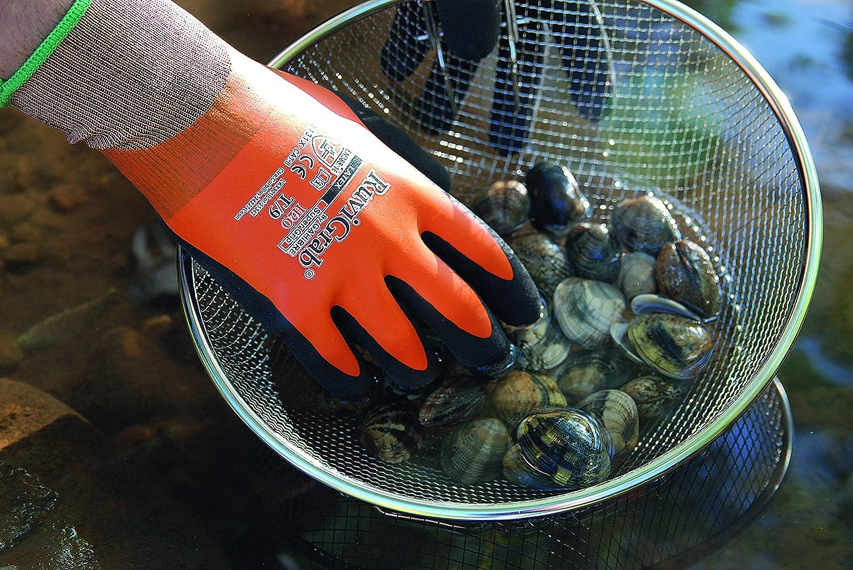 doble recubrimiento Ruvigrab H2O//8 Guante para trabajos en entornos humedos