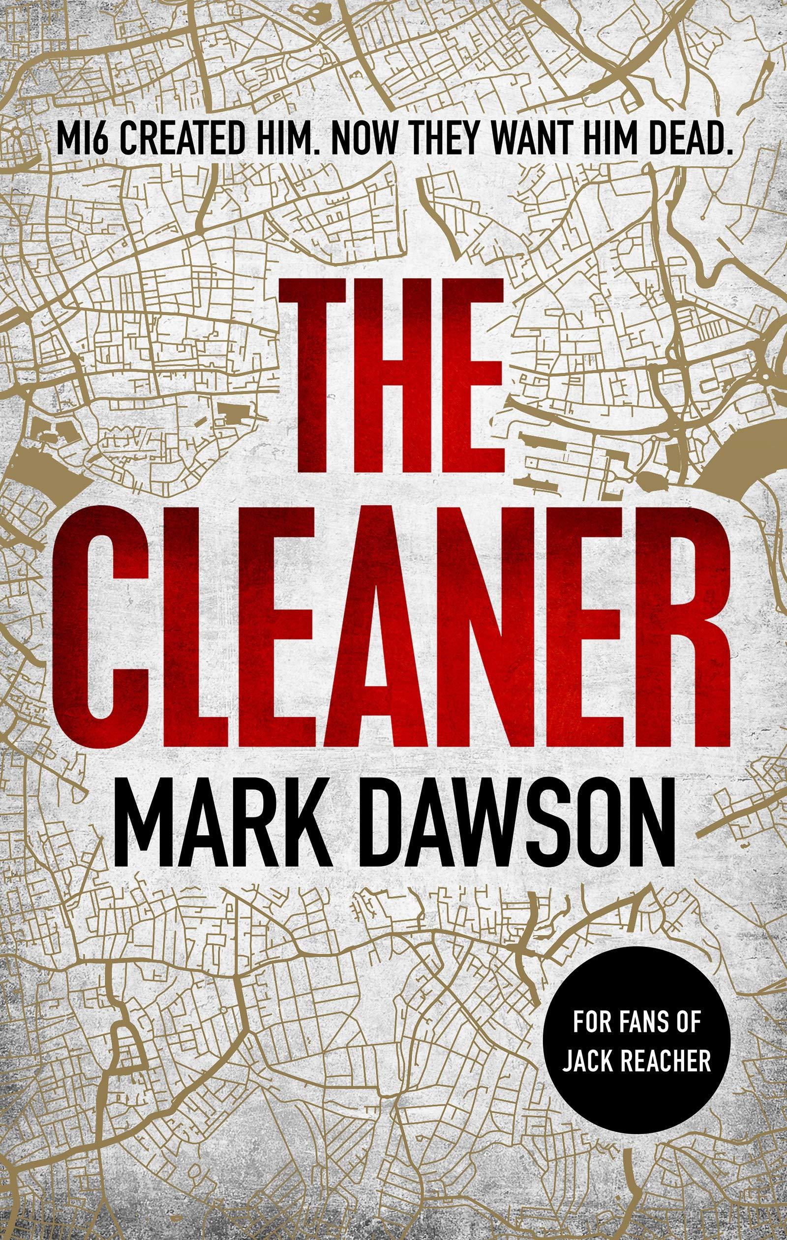 The Cleaner (John Milton): 9781787394711: Books - Amazon.ca