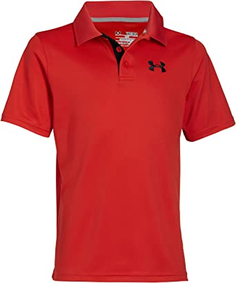 later biggest discount compare price Under Armour Boys Match Play Polo