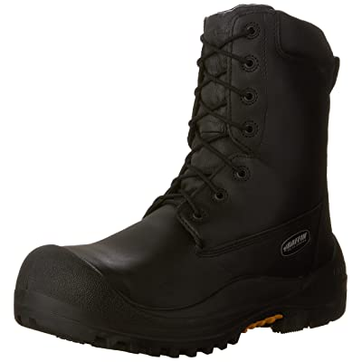"Baffin Classic 8"" Industrial Insulated Boot: Shoes"