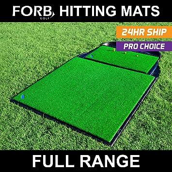 practice greenbow range standard forb pga mats mat driving hitting sports golf pro stance