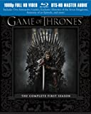 Game of Thrones: The Complete First Season (Discontinued) [Blu-ray]