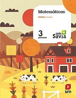 Ciencias sociales. 3 Primaria. Más Savia.: Amazon.es: Gómez ...