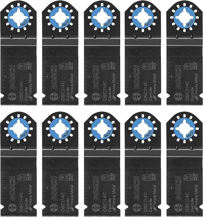 BOSCH OSC114C-2   Multi-Material Cut Blade 1-1//4