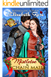 Mistletoe and Chain Mail: (Christmas) (Holiday Knights Series Book 1)