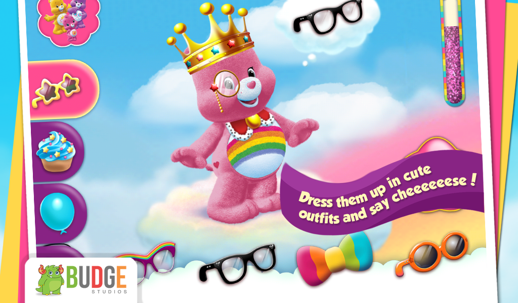amazoncom care bears wish upon a cloud appstore for