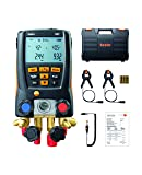 Testo 557 Digital Manifold Kit with Bluetooth and