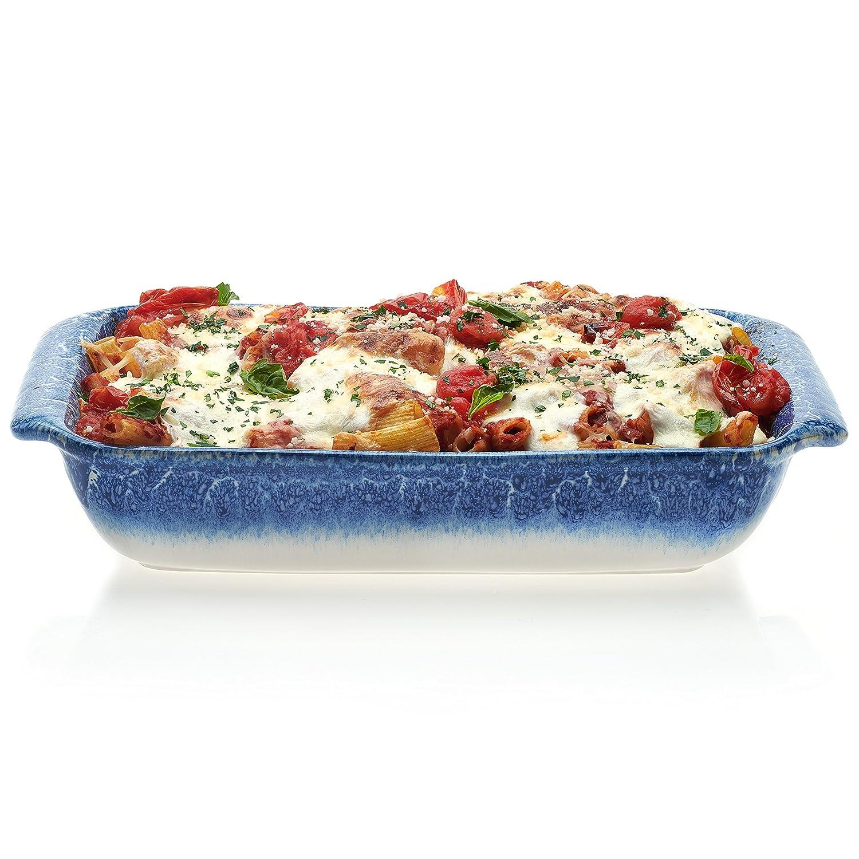 Libbey Artisan Stoneware Bake Dish, 9-inch by 13-inch