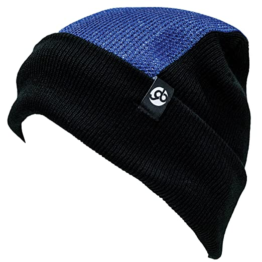 1d97ec18bc3 Padded Headspin Beanie Elite - The Almighty Bboy Spin Cap (Blue Black)