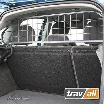 Travall Guard Hundegitter Tdg0399 Maßgeschneidertes Trenngitter In Original Qualität Auto