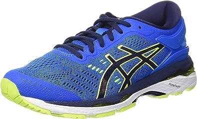 Asics Gel-Kayano 24 Gs, Zapatillas de Gimnasia Unisex Niños, Azul ...
