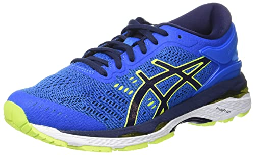 Asics Unisex Kids' Gel-Kayano 24 GS Running Shoes, Blue (Directoire Blue
