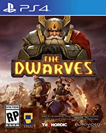 The Dwarves (PS4) - PlayStation 4: Nordic     - Amazon com