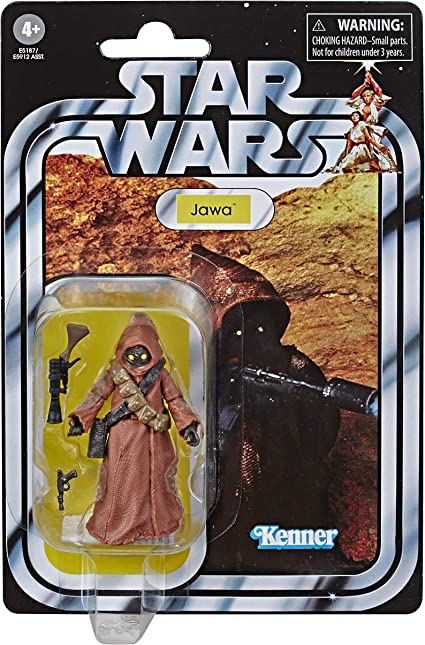 Rise of Skywalker Jawa Star Wars The Vintage Collection