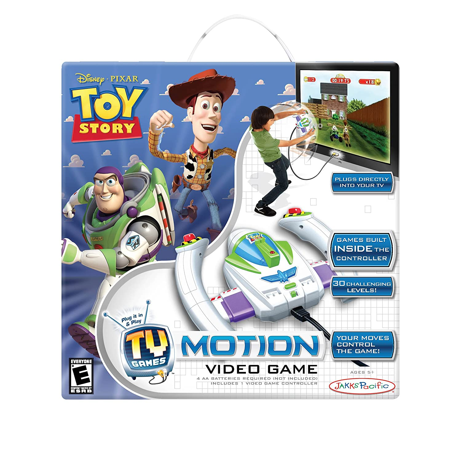 Uncategorized Pixar Games amazon com toy story motion video game toys games