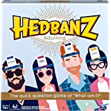 Spin Master Games Hedbanz Adulting, Hilarious Party Game of Guessing and Charades for Millennials (6053120)