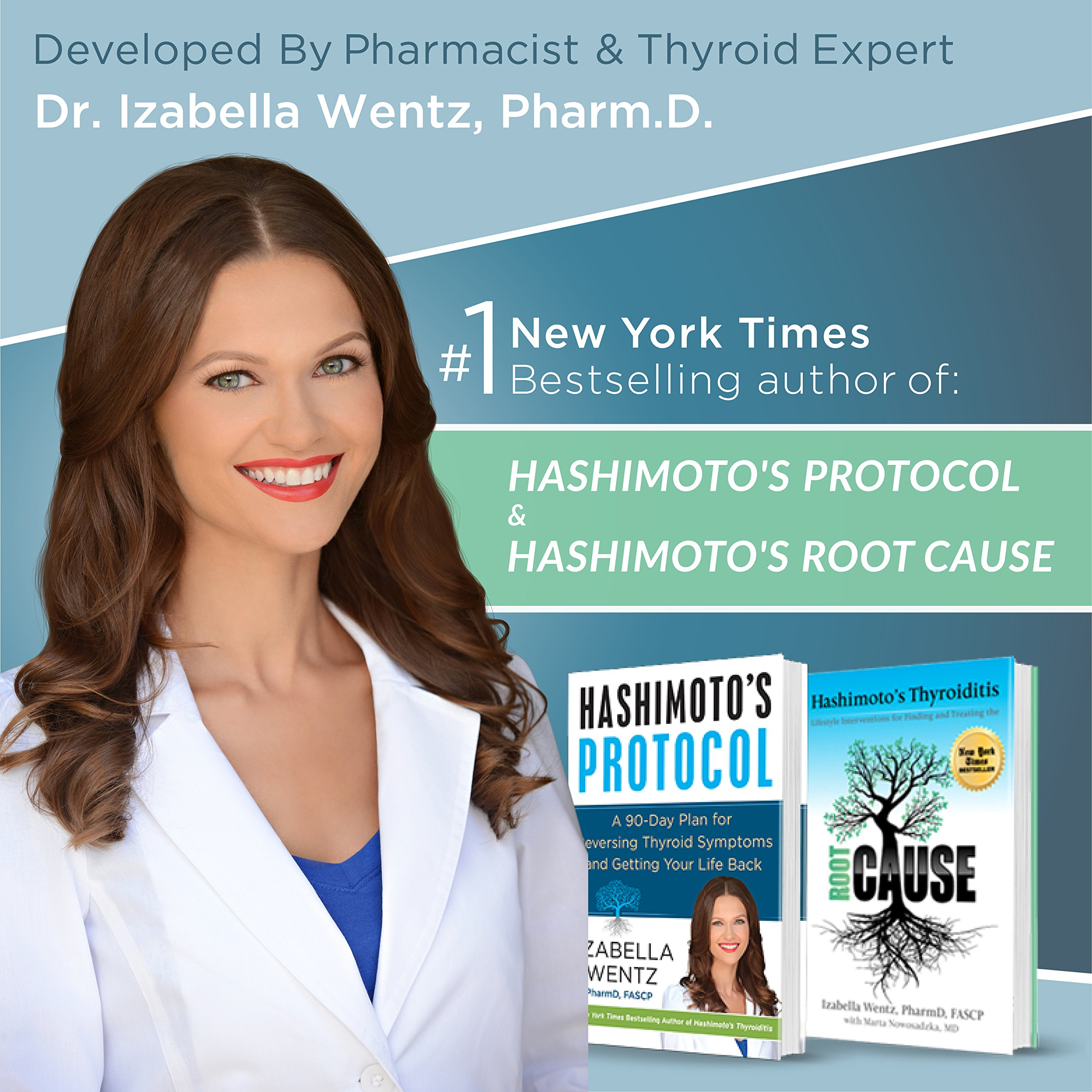 Rootcology Liver Reset, 756 Grams, by Izabella Wentz Author of The Hashimoto's Protocol by Rootcology (Image #2)