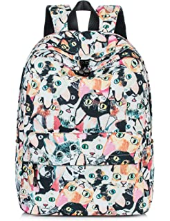Leaper Stylish School Backpack Bookbags College Bags Satchel Travel Bag Daypack