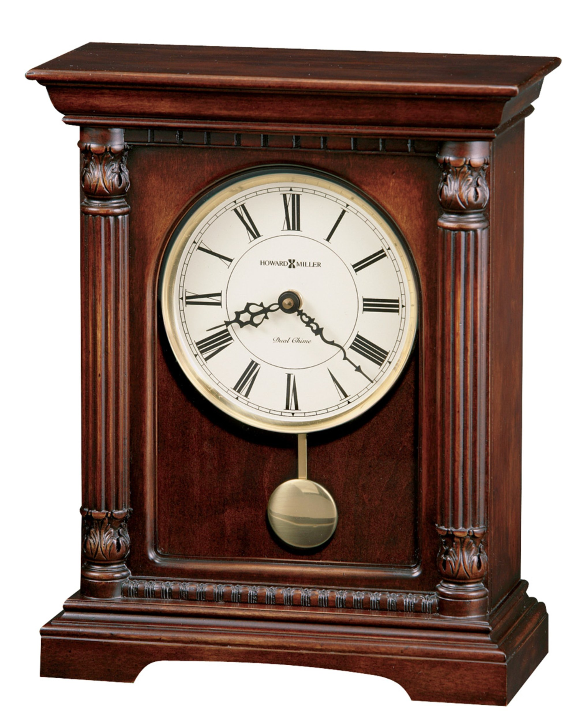 Howard Miller 635-133 Langeland Mantel Clock by Howard Miller